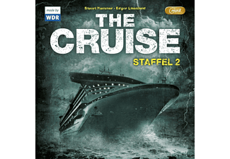 Cruise - Staffel 2  (Folgen 05-08) - (MP3-CD)