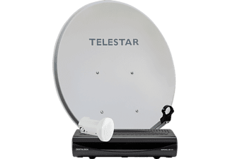 TELESTAR DIGIRAPID 60S, Sat-Anlage Digitaler Sat Receiver