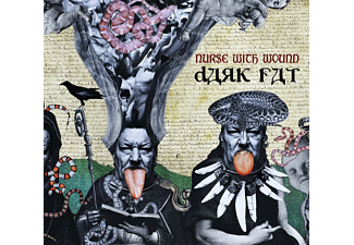Nurse With Wound - Dark Fat - (CD)