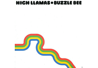 The High Llamas - Buzzle Bee - (CD)