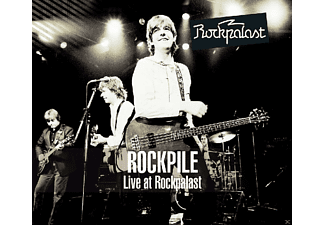 Rockpile - Live At Rockpalast 1980 - (LP + DVD Video)
