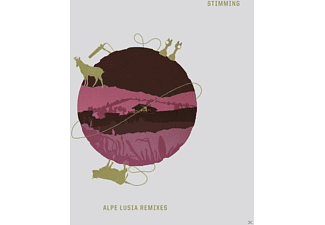 Stimming - Alpe Lusia Remixes - (Vinyl)