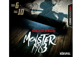 Monster 1983: Tag 6-Tag 10 - 5 CD - Krimi/Thriller