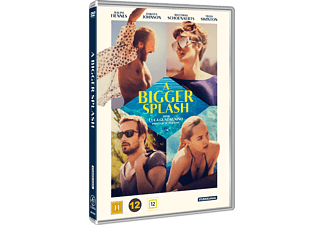 A Bigger Splash Thriller DVD