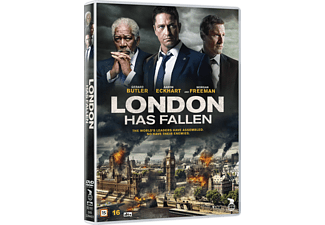 London has Fallen Action DVD