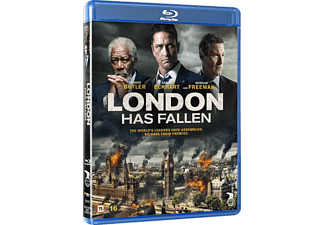 London has Fallen Action Blu-ray