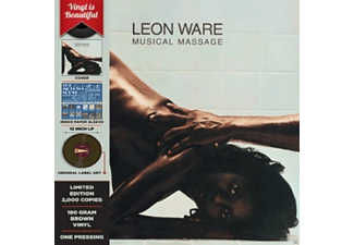 Leon Ware - Musical Massage - (Vinyl)