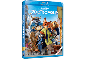 Zootropolis Animation / Tecknat Blu-ray
