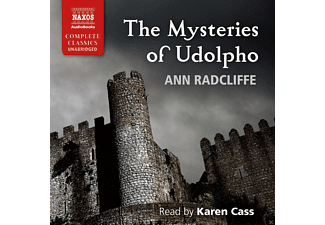 THE MYSTERIES OF UDOLPHO - 25 CD - Horror