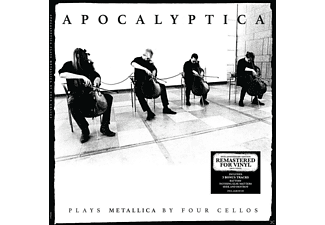 Apocalyptica - Apocalyptica Plays Metallica (20th Anniversary Edition) - (LP + Bonus-CD)