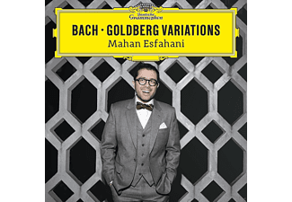 Mahan Esfahani - Goldberg Variations - (CD)