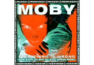 Moby - Everything Is Wrong (Mixed) - (CD)