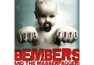 Bembers And The Masserfaggers - Love Him-Hate Him-Nothing - (CD)