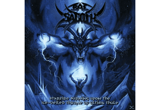 Bal Sagoth - Starfire Burning Upon The Ice-Veiled Throne Of Ultima Thule - (CD)