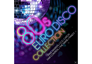 Various - 80s Euro Disco Collection - (CD)