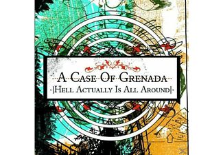 A Case Of Grenada - Hell Actually Is All Around - (CD)