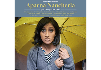 Aparna Nancherla - Just Putting It Out There - (CD)