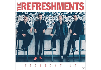 The Refreshments - Straight Up - (CD)