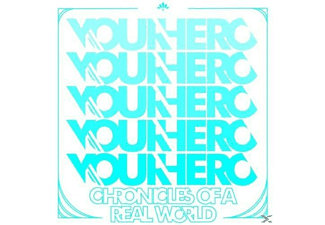 Your Hero - Chronicles Of A Real World - (CD)