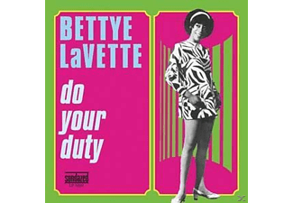 Bettye Lavette - Do Your Duty-Hq Vinyl - (Vinyl)