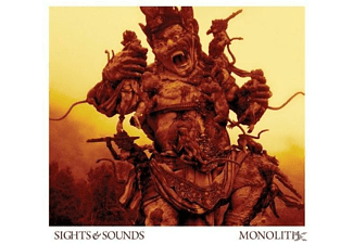 The Sights - Monolith - (CD)