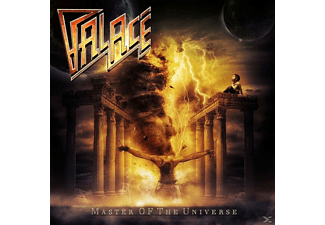 Palace - Master Of The Universe - (CD)