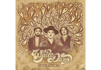White Daze - Revelation - (Vinyl)