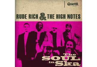 Rude Rich & The High Notes - The Soul In Ska Vol.1 - (CD)
