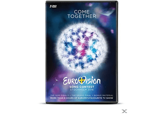 VARIOUS Eurovision Song Contest-Stockholm 2016 DVD