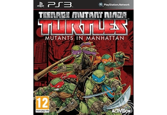 TMNT - Mutants In Manhattan | PlayStation 3