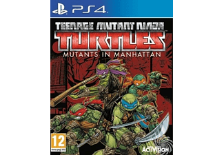 TMNT - Mutants In Manhattan | PlayStation 4