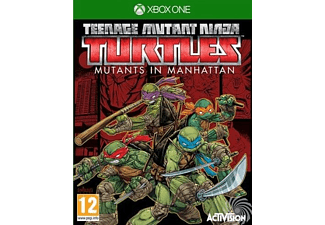 TMNT - Mutants In Manhattan | Xbox One