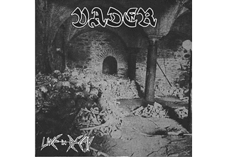 Vader - Live In Decay - (CD)