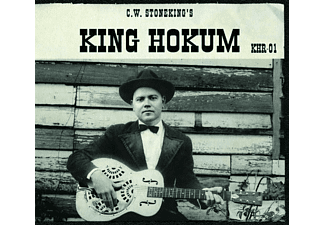 C.W. Stoneking - King Hokum - (CD)