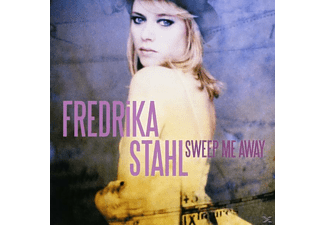 Fredrika Stahl - Sweep Me Away - (CD EXTRA/Enhanced)
