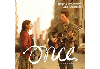 Original Broadway Cast Recording - Once: A New Musical (Original Broadway Cast Record [CD]