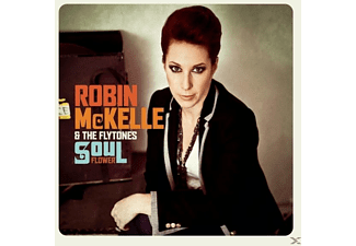 Robin Mckelle & The Flytones - Soul Flower [CD]