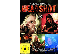 Headshot - 20 Years In Metal - (DVD)