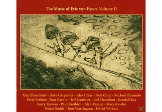 Pasqua - The music of Eric von Essen 2 - (CD)