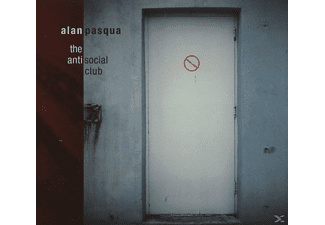 Pasqua Alan - The Antisocial Club - (CD)