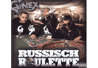 Ginex - Russisch Roulette - (CD)