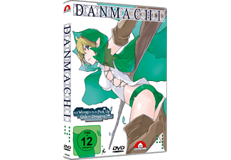 Danmachi - Vol. 4 - (DVD)