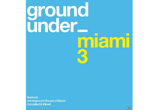 VARIOUS - Underground Sound Of Miami 3 - (CD)