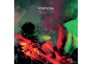 Kosmose - Kosmic Music From The Black Co - (CD)
