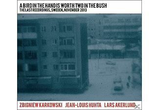 Zbigniew /huhta/akerlund Karkowski - A Bird In The Hand Is Worth Tw [CD]