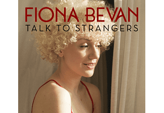 Fiona Bevan - Talk To Strangers - (LP + Download)