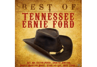 Tennessee Ernie Ford - Best Of Tennessee Ernie Ford - (CD)