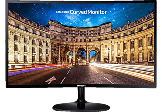 "SAMSUNG LC24F390 - 24"" Full HD Monitor FreeSync Curved με VA panel"