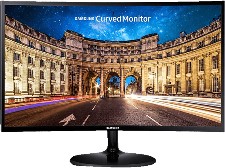 "SAMSUNG LC24F390 - 24"""" Full HD Monitor FreeSync Curved με VA panel laptop  tablet  computing  οθόνες computing   tablets   offline οθόνες sales"
