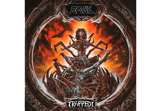Rage - Trapped! - Reissue (CD)